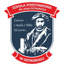 Szkoła Podstawowa im. Jana Ostroroga w Ostrorogu Logo